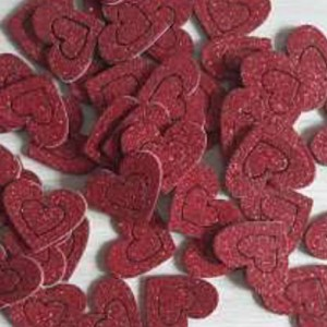 Yapışkanlı Kalp 50 li