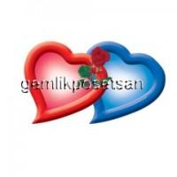 Çift Kalp 01